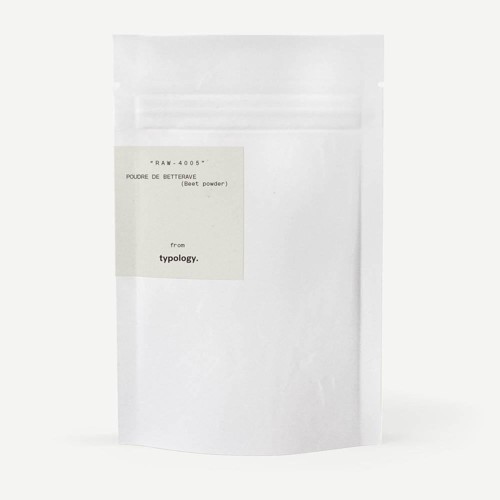 Sachet de poudre de betterave bio de 50g