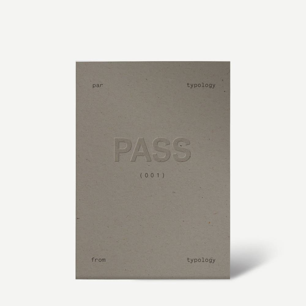 Typology Pass