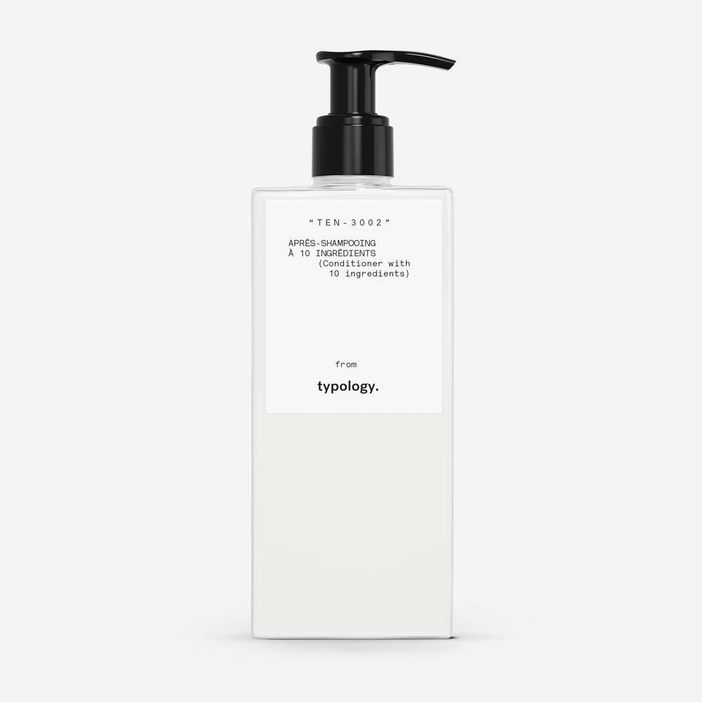 Après-shampooing à 10 ingrédients de 250ml