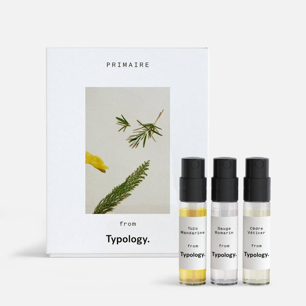 échantillons de parfums coffret 2 produits + étui