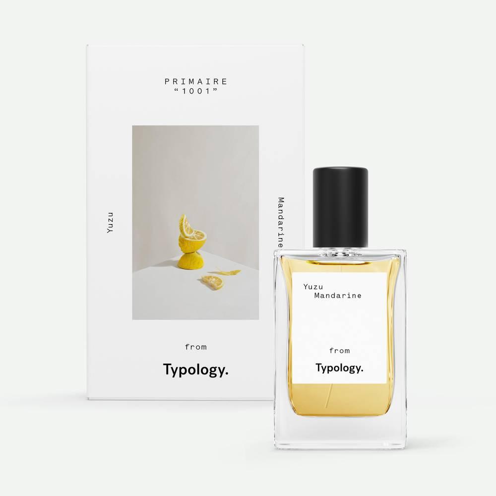 parfum aux notes de yuzu et de mandarine de 30ml