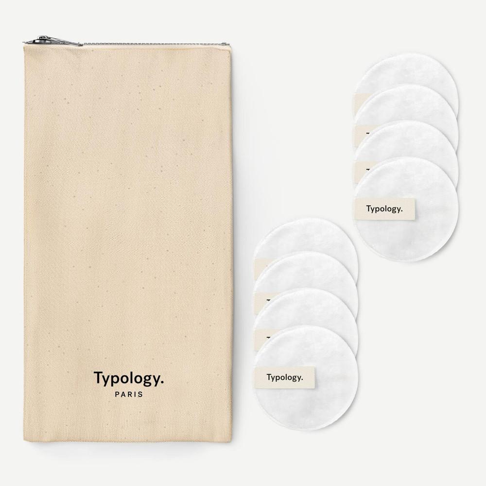 Cotton pads & pouch