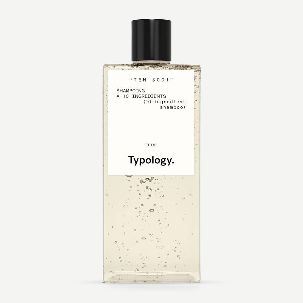 Shampooing à 10 ingrédients de 250ml