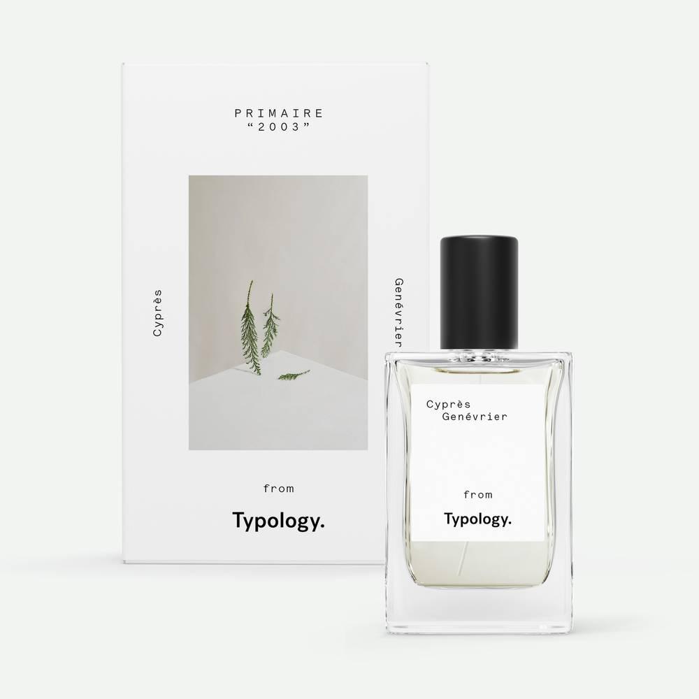 parfum aux notes de cyprès et de genévrier de 30ml