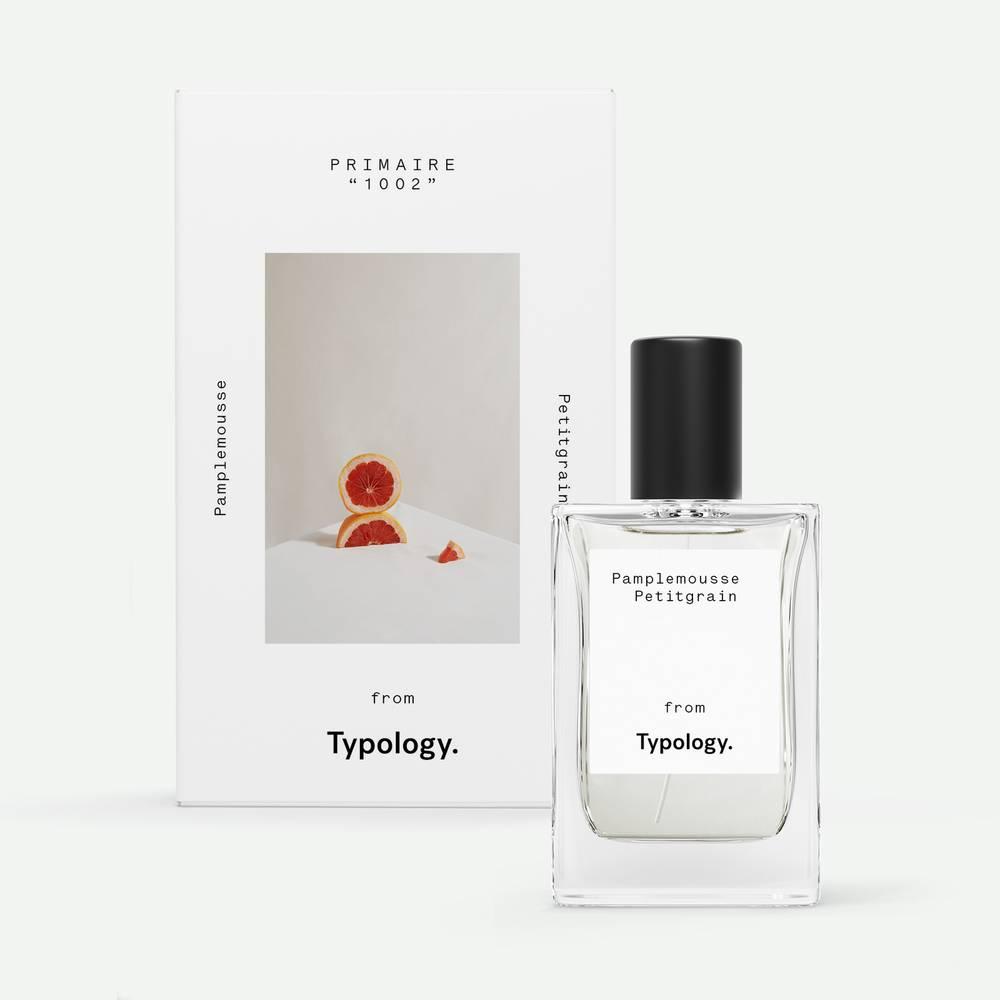 parfum aux notes de pamplemousse et de petitgrain de 30ml